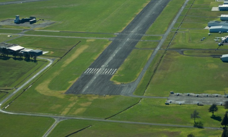 Ardmore Airport, Auckland, North Island