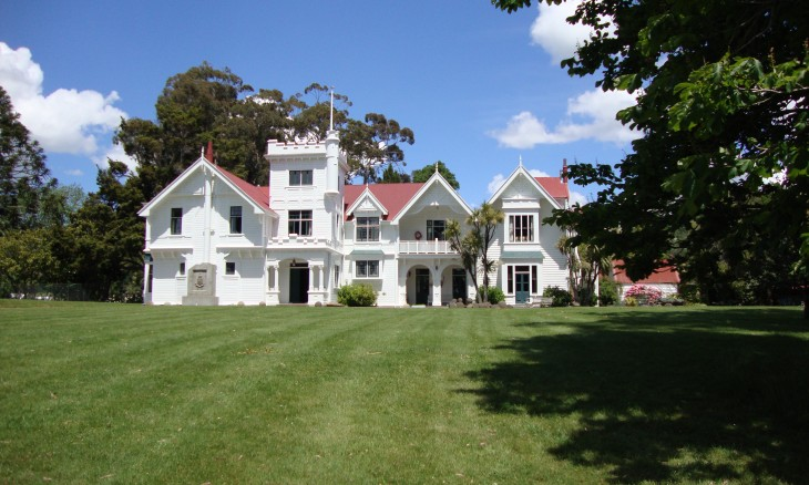 Brancepeth Station, Wairarapa, North Island