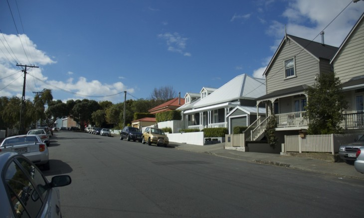 Lincoln Street, Auckland, North Island