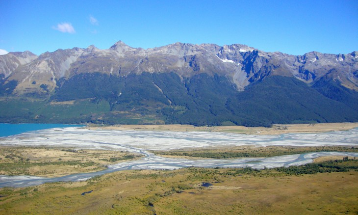 Dart River, Central Otago, South Island