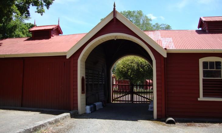 Brancepeth, Wairarapa, North Island