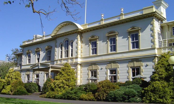 Old Government House, Auckland, North Island