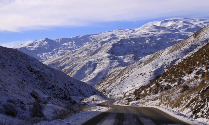 Crown Range Road, Otago, South Island