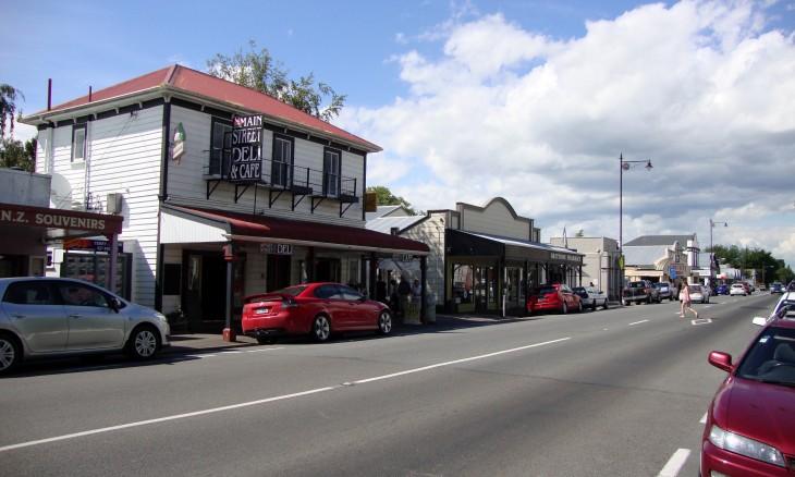 Greytown, Wairarapa, North Island