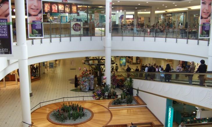 North City Shopping Centre, Porirua, Wellington, North Island