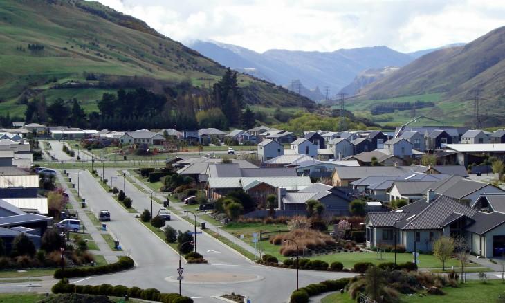 Lake Hayes Estate, Otago, South Island