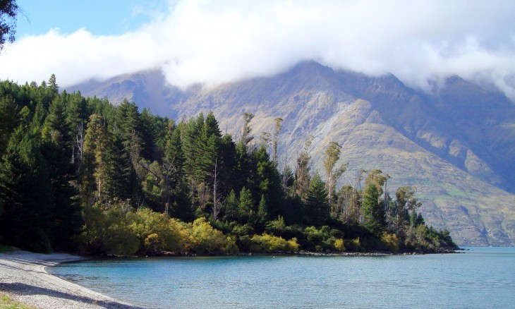 Lake Wakatipu, Otago, South Island
