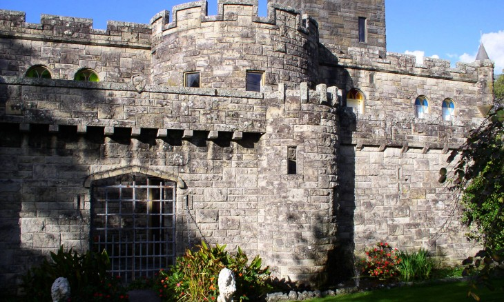 Lymington Castle, Auckland, North Island