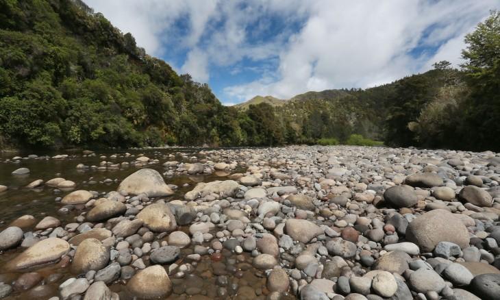 Manganuioteao River, Manawatu-Wanganui, North Island