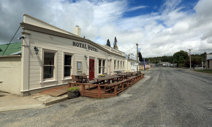 Naseby, Otago, South Island