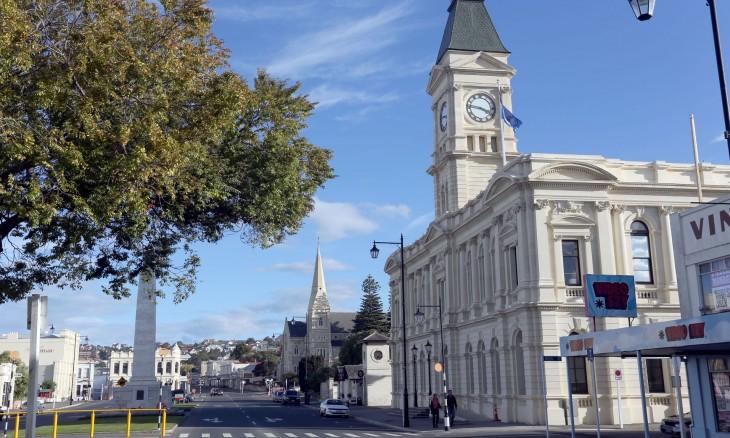 Oamaru, Otago, South Island