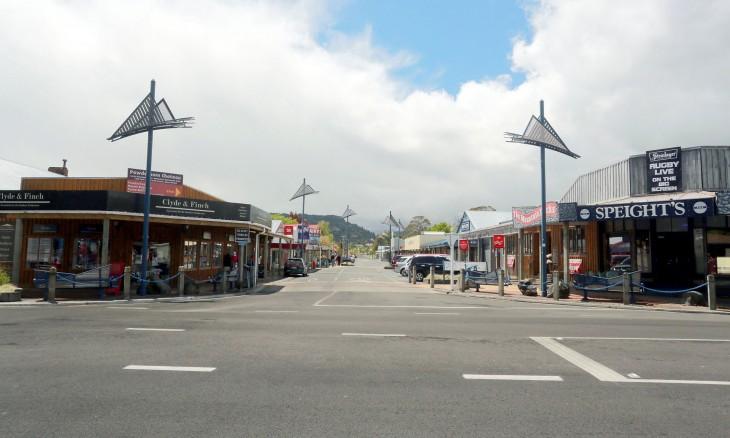 Ohakune, Manawatu-Wanganui, North Island