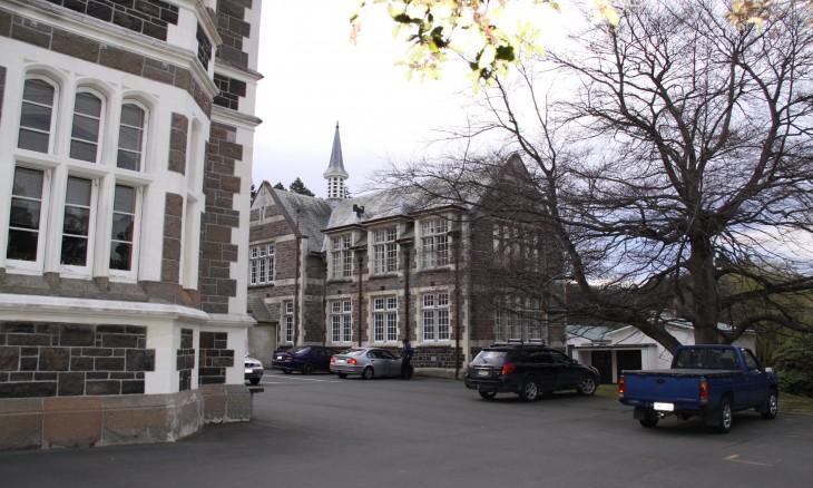 Otago Boys High School, Dunedin, South Island