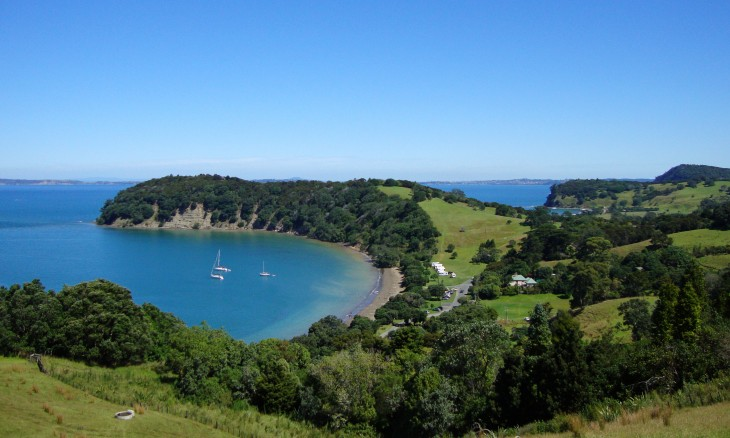 Otarawao Bay, Mahurangi West, Auckland, North Island