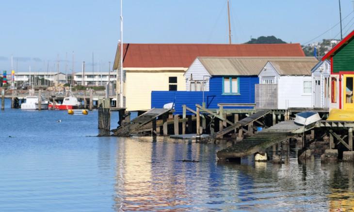 Evans Bay, Wellington, North Island
