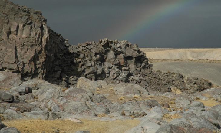 Slopes of Mt Ruapehu, Central Plateau, North Island