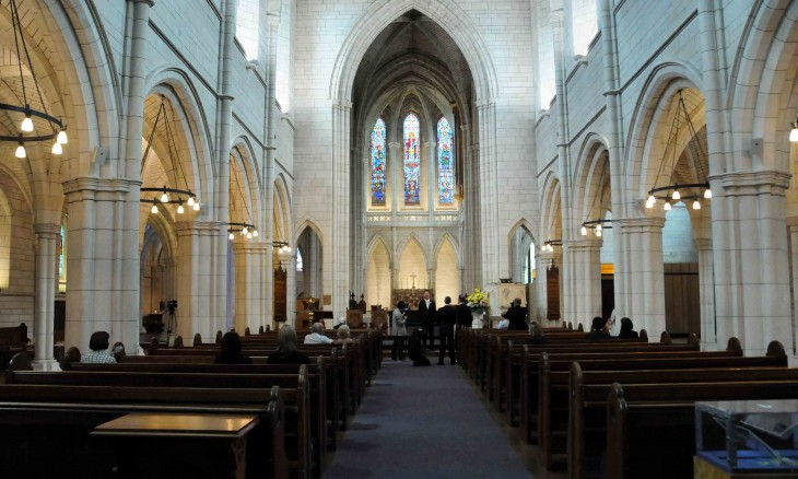 St Matthews in the city, Auckland, North Island