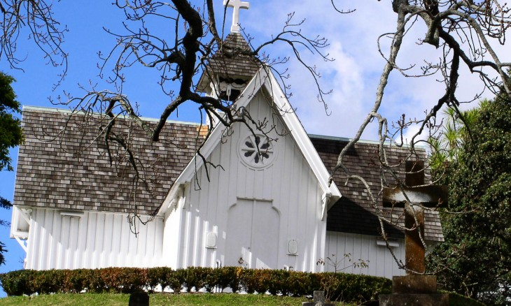St Stephens Chapel, Auckland, North Island
