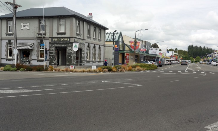 Taihape, Manawatu-Wanganui, North Island