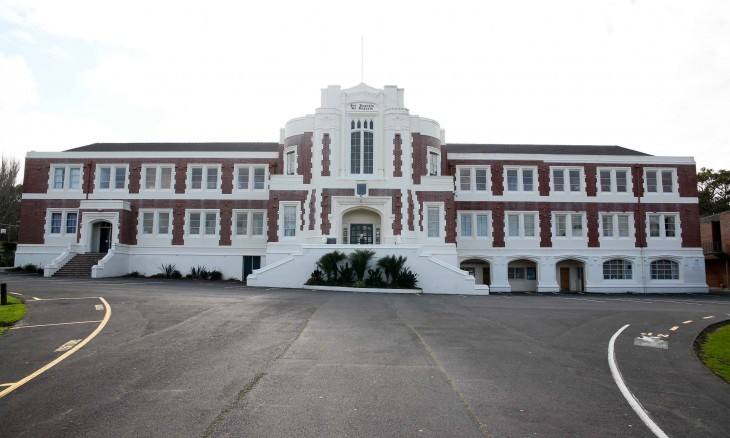 Takapuna Grammar School, Auckland, North Island