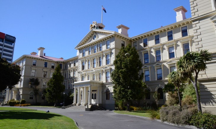 Victoria University Law School, Wellington, North Island