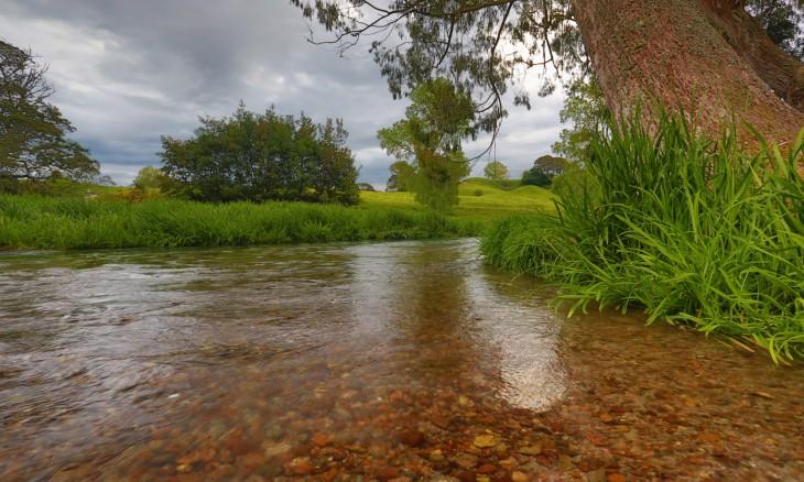 Ohinemuri River, Waikato, North Island