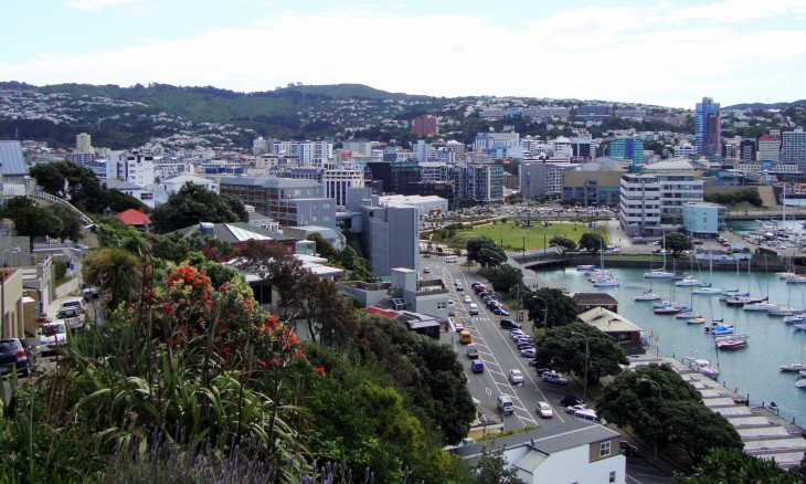 Wellington, North Island