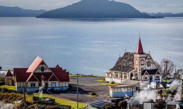 Rotorua Lakes, Bay of Plenty