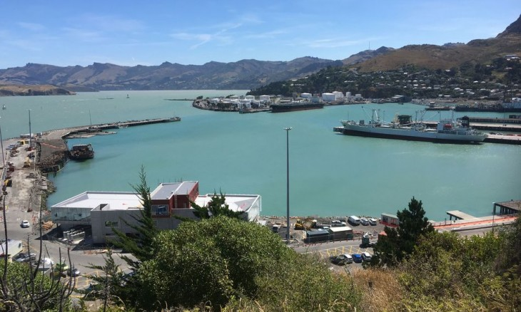 Lyttleton Harbour, Canterbury