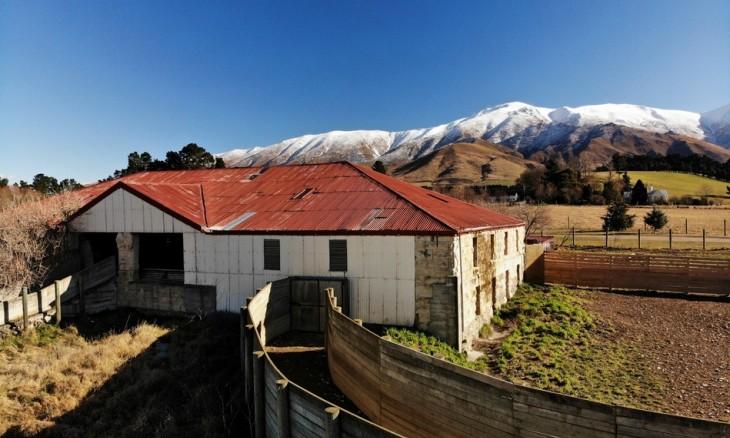Hakataramea Valley, Otago