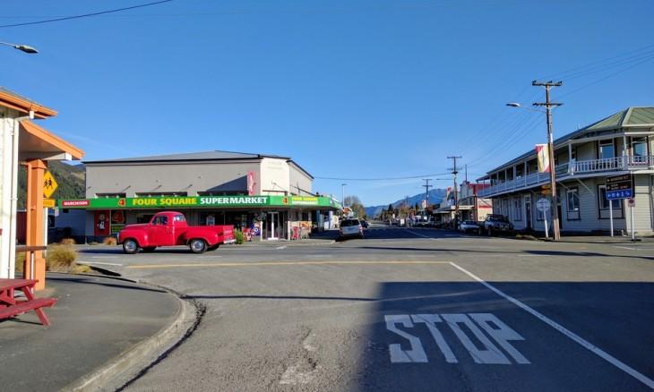 Murchison, Tasman