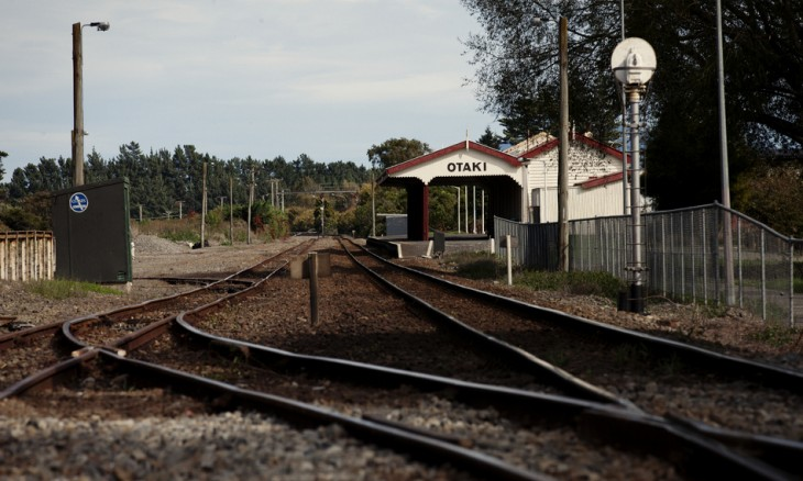 Otaki Railway Station, Wellington