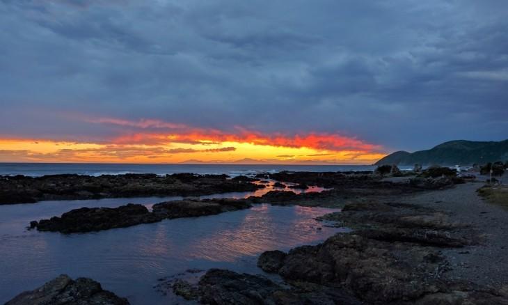 Owhiro Bay, Wellington