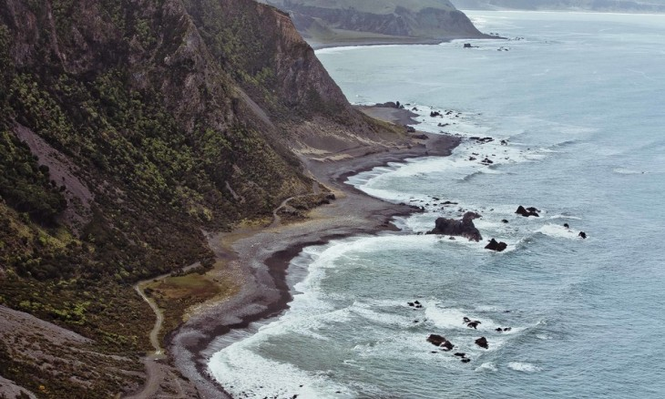 Wainuiomata to Cape Paliser