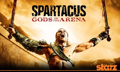 Spartacus prequel: Gods of the Arena