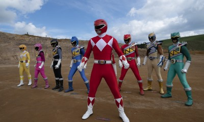 Power Rangers Beast Morphers Season 27