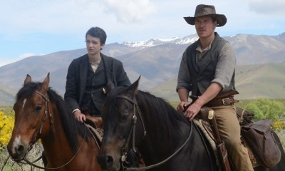 Slow West showcase