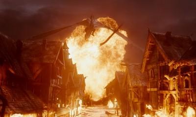 The Hobbit Trilogy showcase