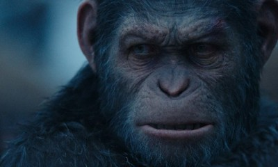 War for the Planet of the Apes showcase