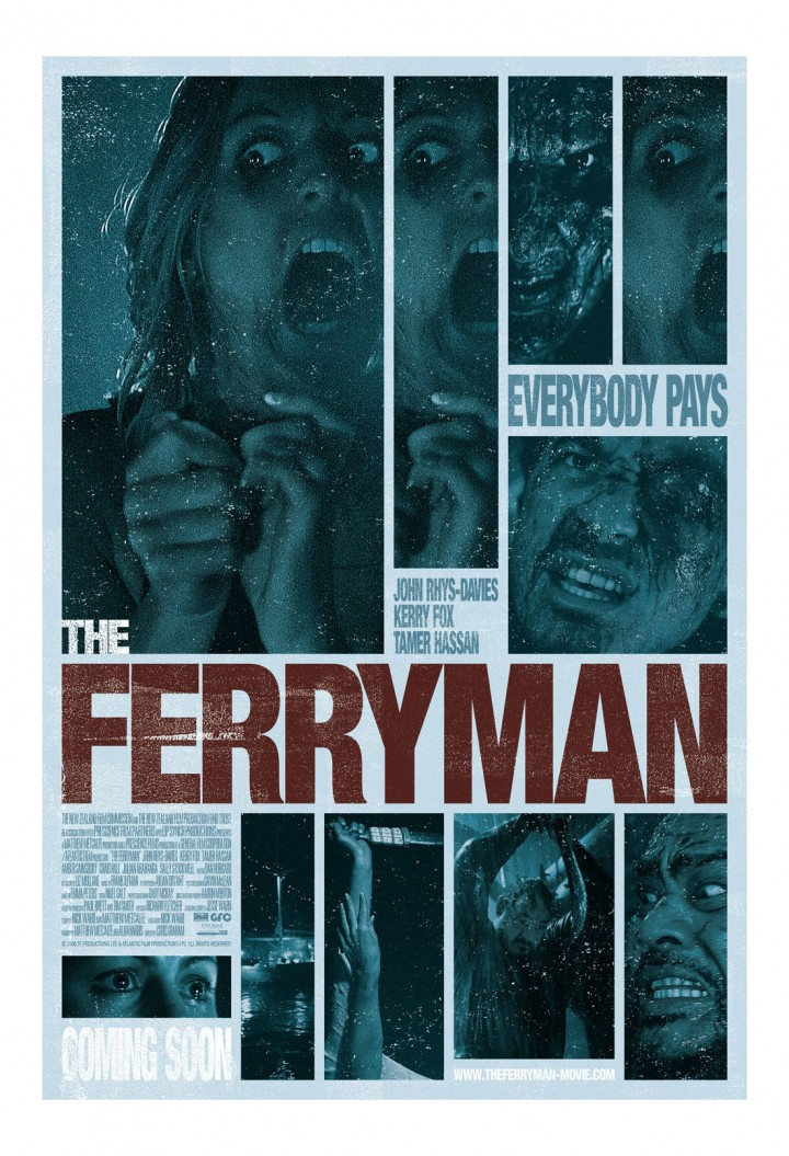 The Ferryman poster