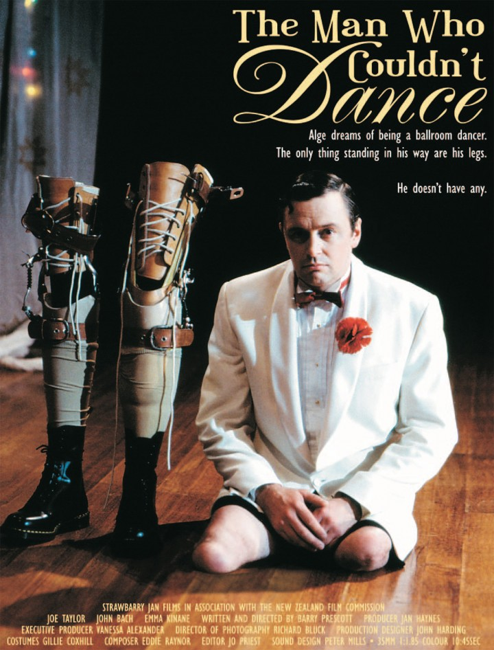 The Man Who Couldn't Dance poster