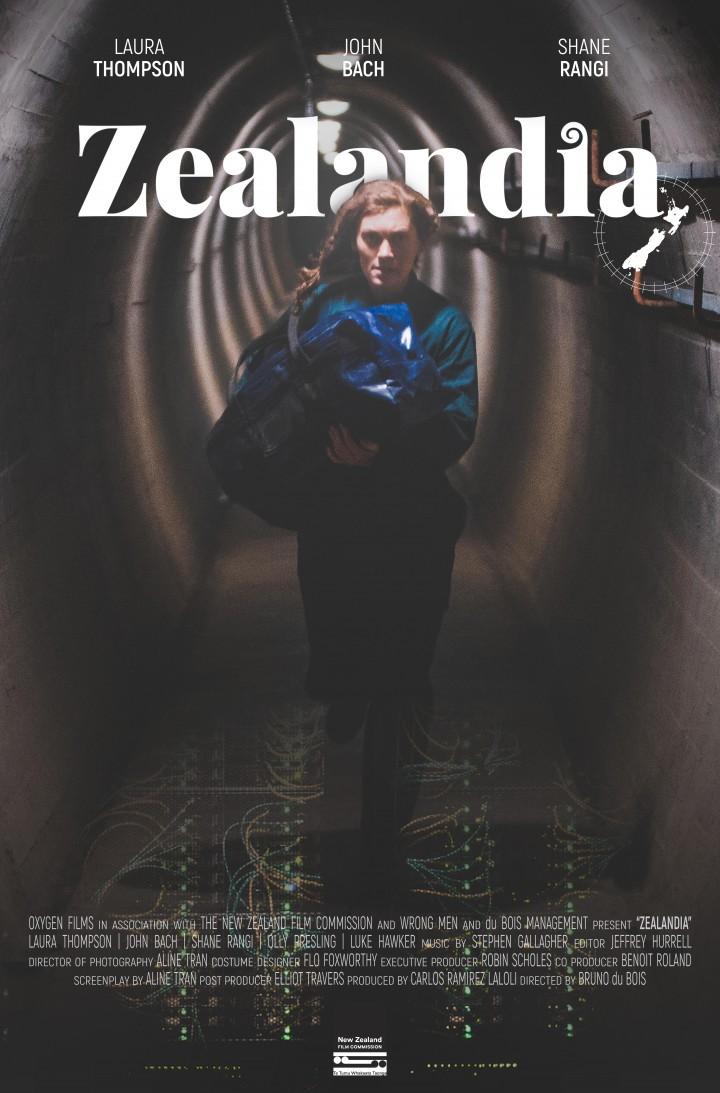 Zealandia poster