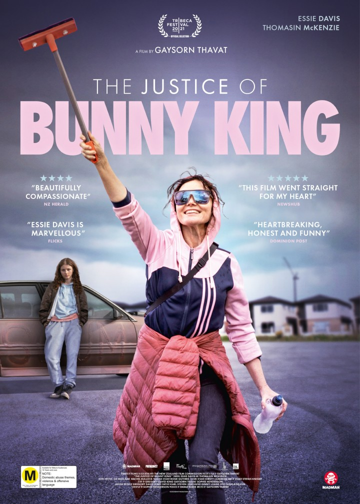 The Justice of Bunny King Poster
