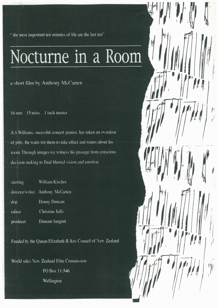Nocturne in a Room