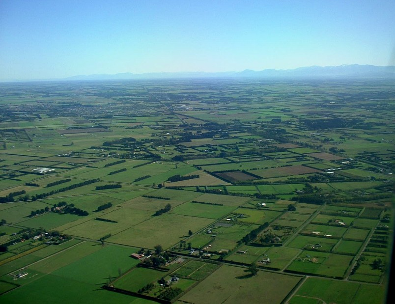 Canterbury Plains, Canterbury, South Island
