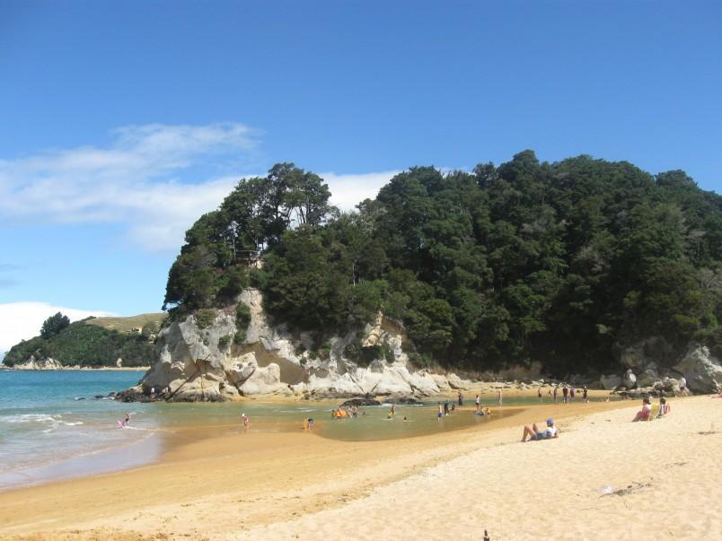 Kaiteriteri Beach, Motueka, South Island