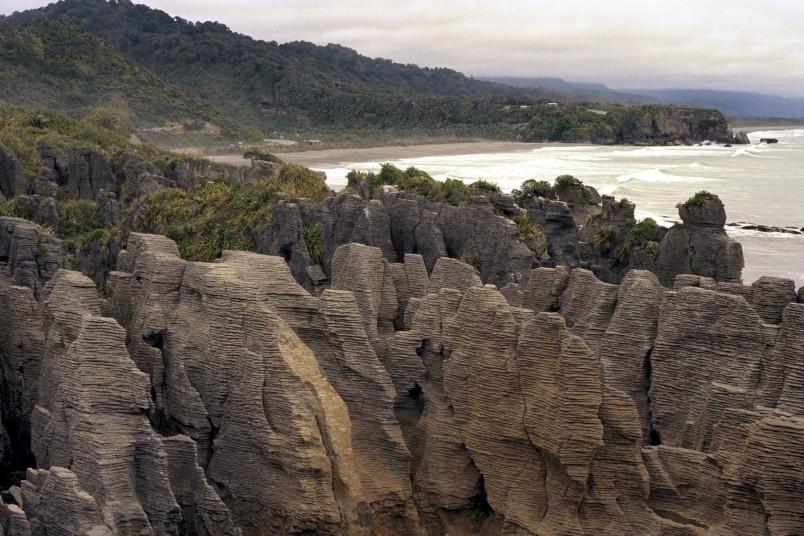 Punakaiki Pancake Rocks, West Coast, South Island