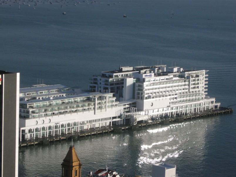 Hilton Hotel, Auckland, North Island