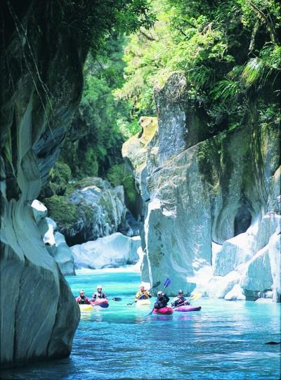 Hokitika Gorge, West Coast, South Island