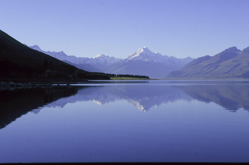 Aoraki/Mt Cook, Canterbury, South Island